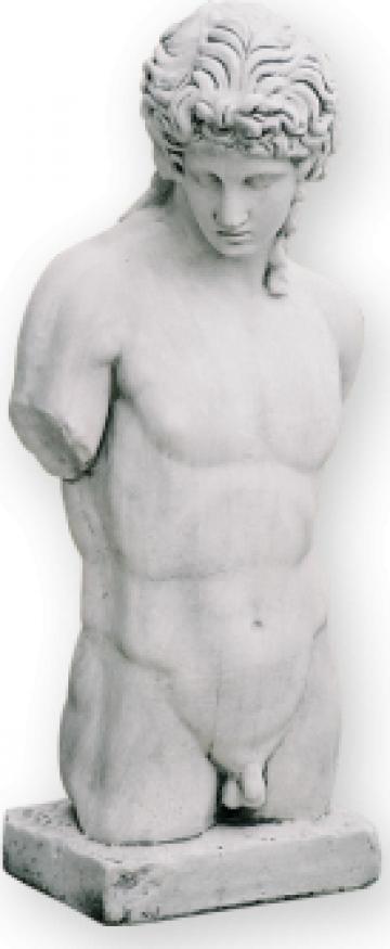 Statuie gradina Bust Proba David S39 de la Cementarte Srl