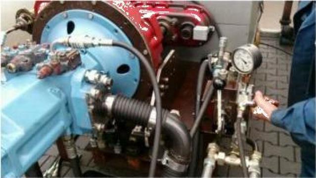 Reparatie pompa hidraulica Linde HPR130-160 de la Roted