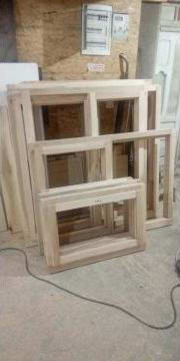 Ferestre lemn stratificat de la Sc Wood Fusion AM Srl