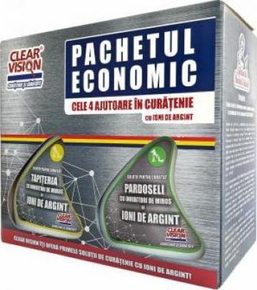 Solutii curatenie Economic 4x500 ml