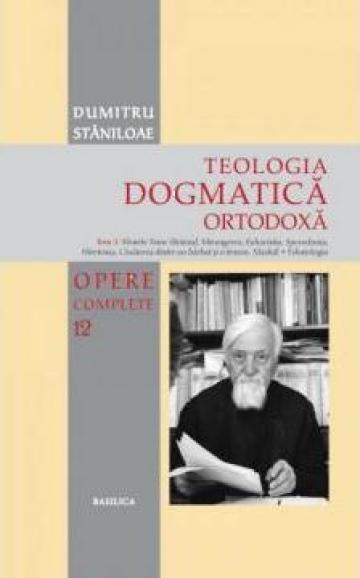 Carte, Teologia Dogmatica Ortodoxa Pr.Staniloae Tom.3 de la Candela Criscom Srl.