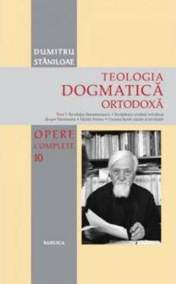 Carte, Teologia Dogmatica Ortodoxa Pr Staniloae Tom.1 de la Candela Criscom Srl.