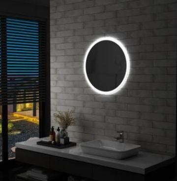 Oglinda cu LED de baie, 60 cm