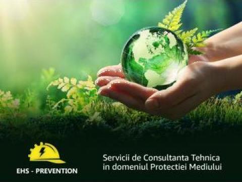 Servicii de consultanta tehnica Protectia Mediului de la Ehs-prevention