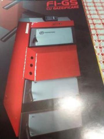 Centrala pe lemne FI-GS 60 cu gazeficare