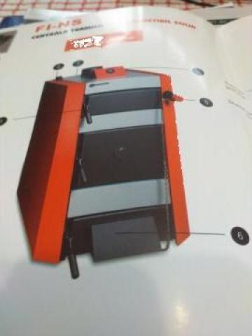 Centrala lemne FI-NS 33 (38 kw)