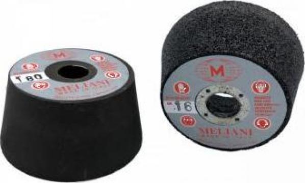 Pietre abrazive - oala (ceasca) Maxi, 130/100x50