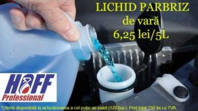 Oferta lichid parbriz de vara