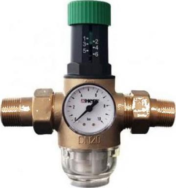 Reductor presiune apa 3/4 Herz de la Ecomas Energosystem Srl