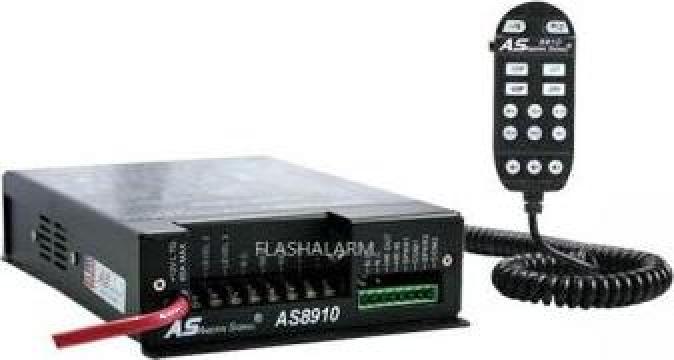 Sirena jandarmerie AS 400 de la Flashalarm Electric