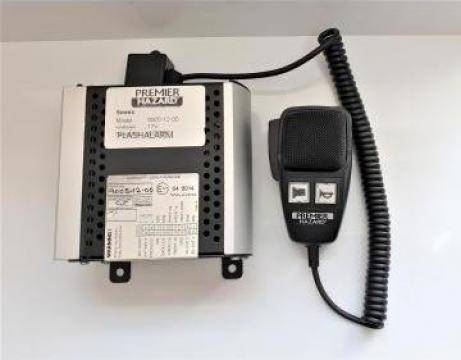 Sirena politie PH 9005 de la Flashalarm Electric