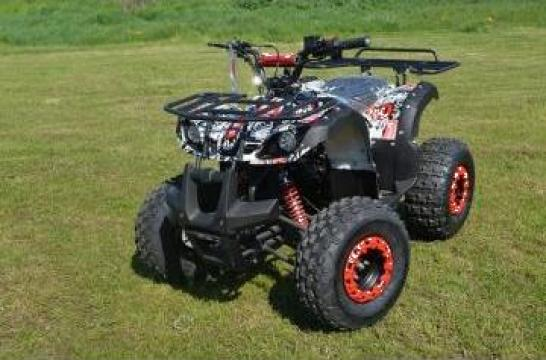 Atv Nitro Motors Hummer Quad M8