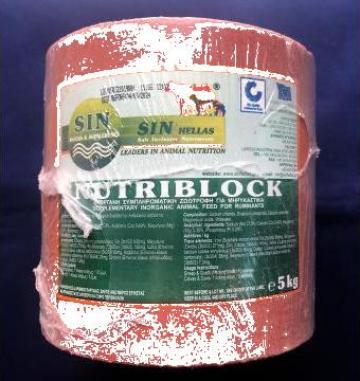 Sare Nutriblock 5 kg de la Panthera Med