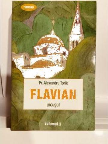 Carte, Flavian urcusul 3 pr.torik de la Candela Criscom Srl.
