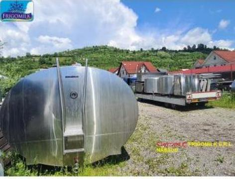 Tanc de racire lapte 10000 litri de la Frigomilk Srl