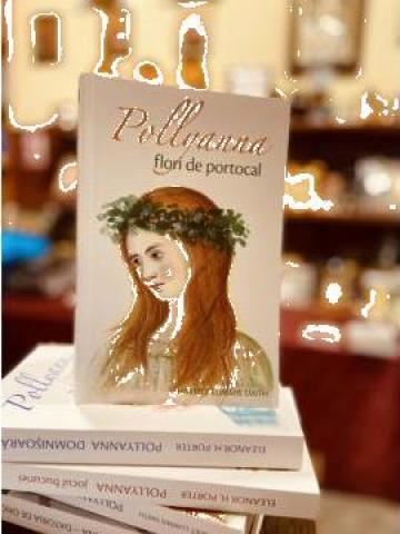 Carte, Pollyanna flori de portocal 3 de la Candela Criscom Srl.