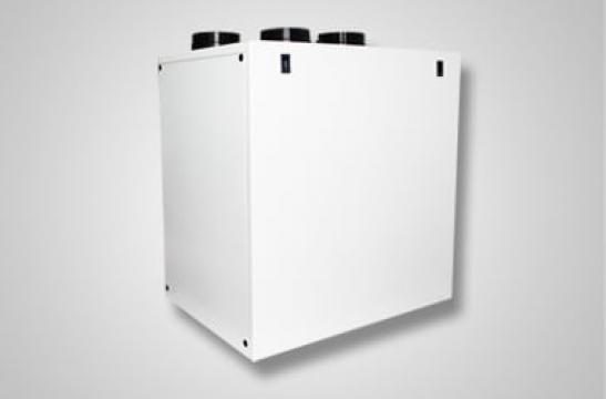 Recuperatoare de caldura Centrala Aerauliqa QR550