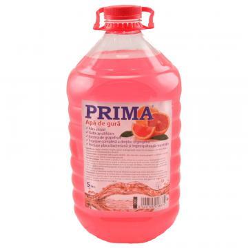 Apa de gura aroma de grapefruit si clorhexidina 0,2%, 5litri de la Sirius Distribution Srl