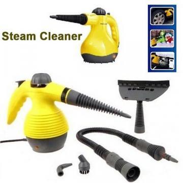 Aparat de curatat cu aburi Steam Cleaner DF-A001 de la Startreduceri Exclusive Online Srl - Magazin Online - Cadour