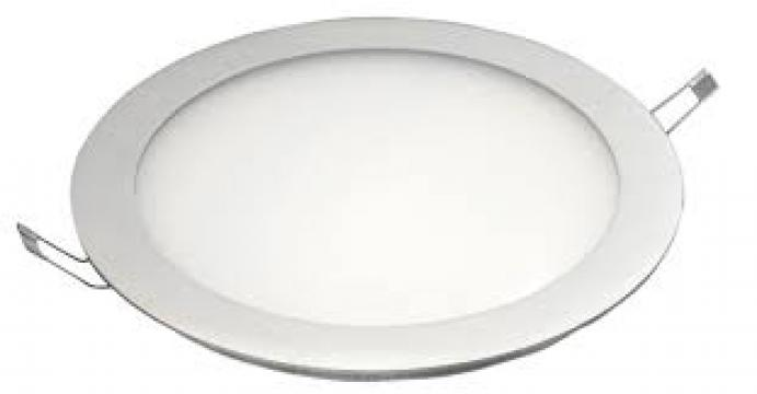 Aplica incastrata rotunda LED 18W de la Kalva Solutions Srl
