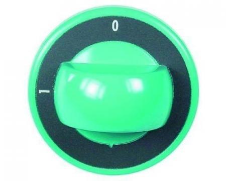 Buton comutator pozitii 0-1, 70 mm