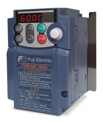 Convertizor de frecventa - Fuji Mini C2, 2.2Kw/5.5A, 3 faze de la Lax Tek