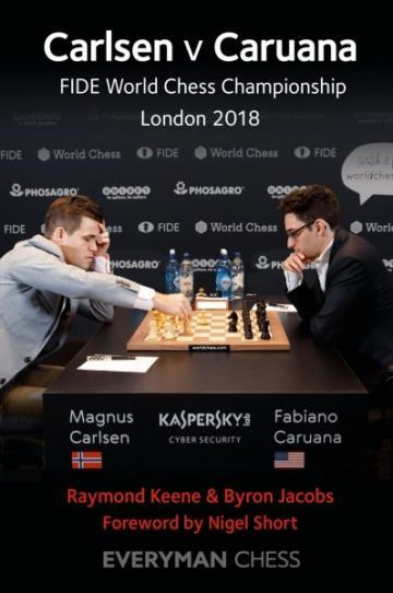 Carte, Carlsen v Caruana, FIDE World Chess Championship de la Chess Events Srl