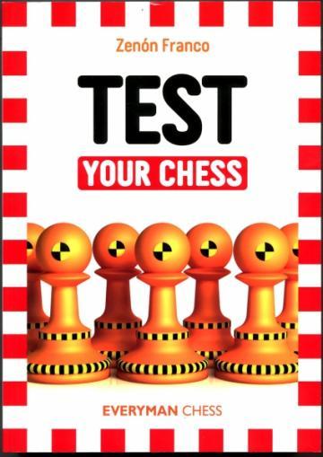 Carte, Test your chess - Franco Zenon de la Chess Events Srl