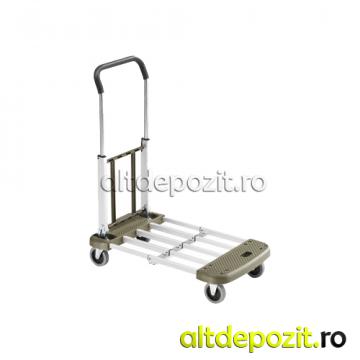 Carucior pliabil aluminiu K278100