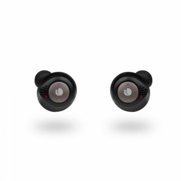 Casti Bluetooth In-Ear, incarcare wireless, negru, NGS