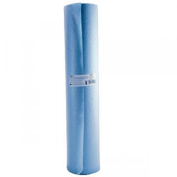 Cearceaf polietilena (PE) + hartie 60cmx50m 130foi x 38.5cm