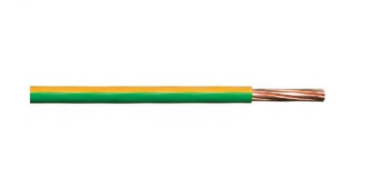 Conductor cupru flexibil, sectiune 6mmp de la Kalva Solutions Srl