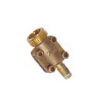 Conexiune pentru robinet gaz M20x1.5, conducta 12mm