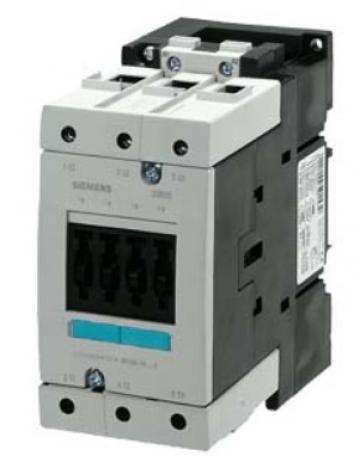 Contactor 37kW/400V AC24V de la Kalva Solutions Srl