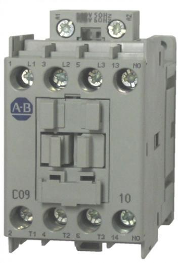 Contactor 4kW/400V, 220/230V, 1NO
