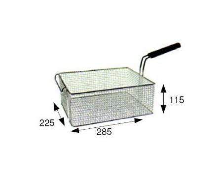 Cos friteuza 285x225x115mm