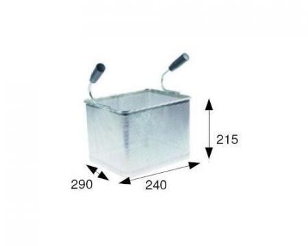 Cos de fiert paste 240x290x215mm