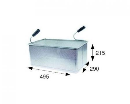 Cos de fiert paste 495x290x215mm