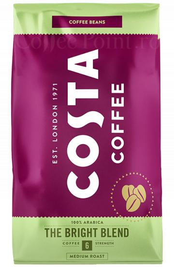 Cafea boabe Costa Bright Blend 1kg de la Vending Master Srl
