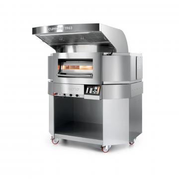 Cuptor pizza electric cu blat rotativ Cuppone Giotto de la GM Proffequip Srl