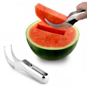 Cutit special pentru feliere si servire pepene