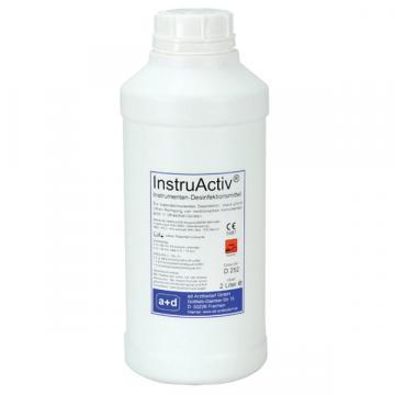 Dezinfectant si curatitor instrumente Instruactiv 2 litri