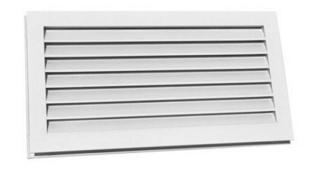 Grila usa Door transfer grid TR 400x150mm