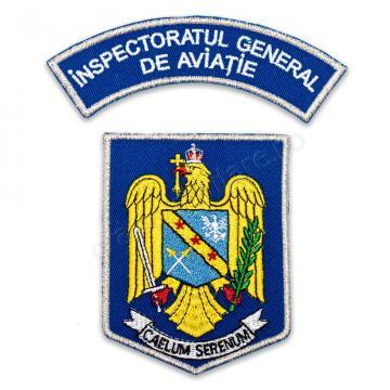 Embleme aviatie IGAV de la Hyperion Trade