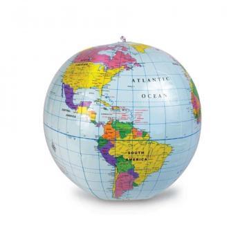 Glob pamantesc gonflabil fara lumina de la A&P Collections Online Srl-d