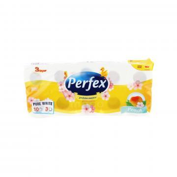 Hartie igienica Perfex 3 straturi de la GM Proffequip Srl