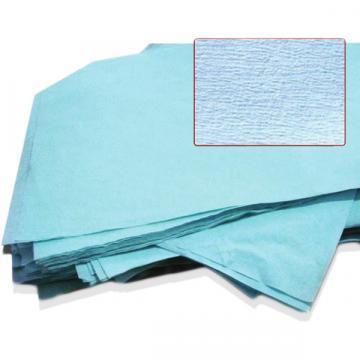 Hartie creponata sterilizare 120x120cm, autoclav/EO