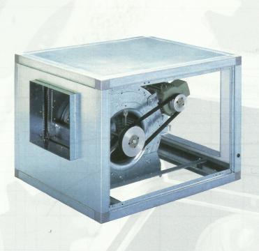 Ventilator centrifugal debit CVTT 15/15 with motor of 1.1kw