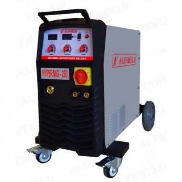 Invertor sudura AlfaWeld MIG-MAG Hypermig 250A de la Tehnic Depo Srl