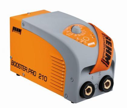 Invertor sudura Booster Pro 210 de la D & D Safe Srl.